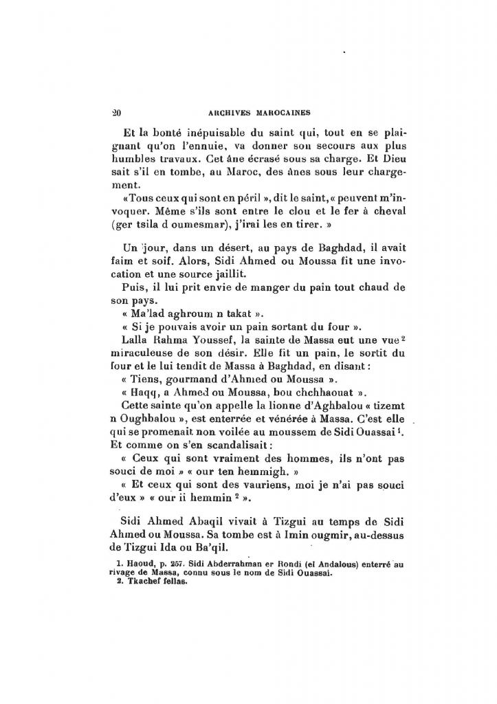 Archives Marocaines, 28 et 29 sidi ahmed ou moussa_Page_017