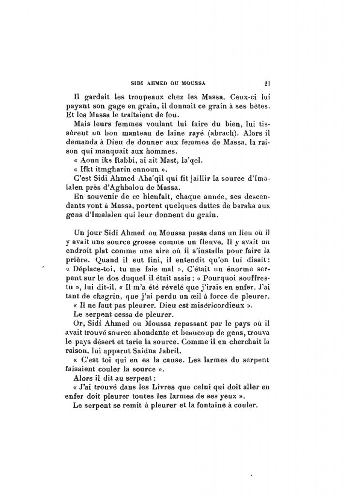 Archives Marocaines, 28 et 29 sidi ahmed ou moussa_Page_018