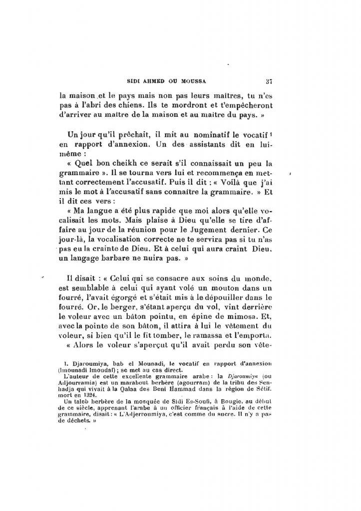 Archives Marocaines, 28 et 29 sidi ahmed ou moussa_Page_036