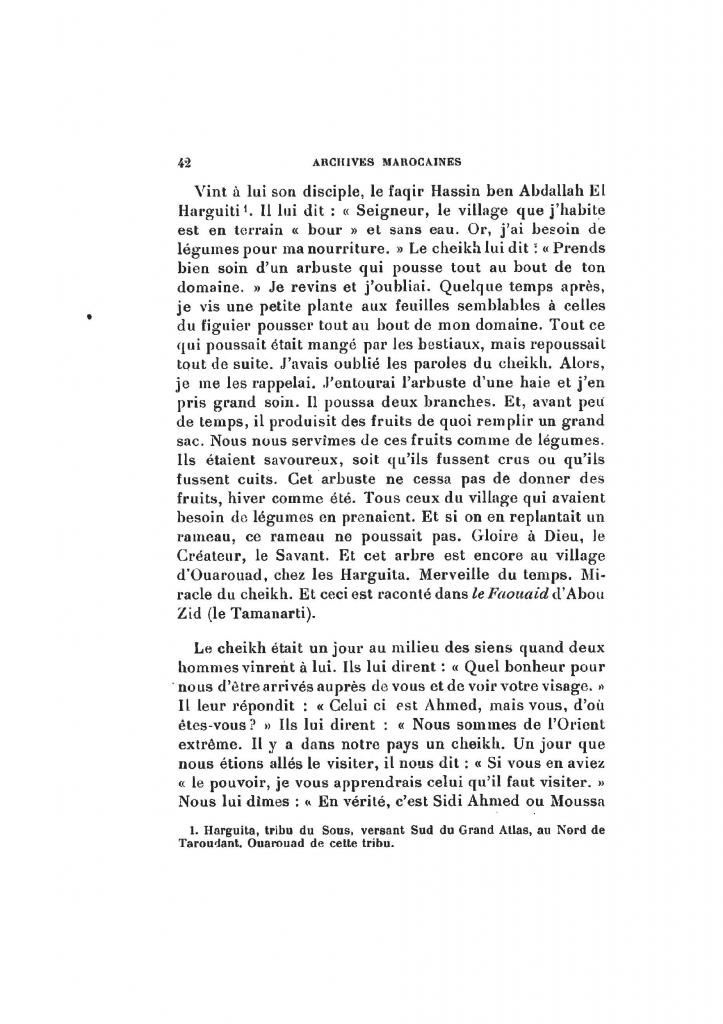 Archives Marocaines, 28 et 29 sidi ahmed ou moussa_Page_041