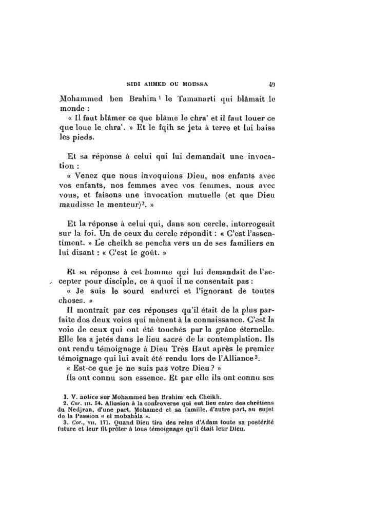 Archives Marocaines, 28 et 29 sidi ahmed ou moussa_Page_049
