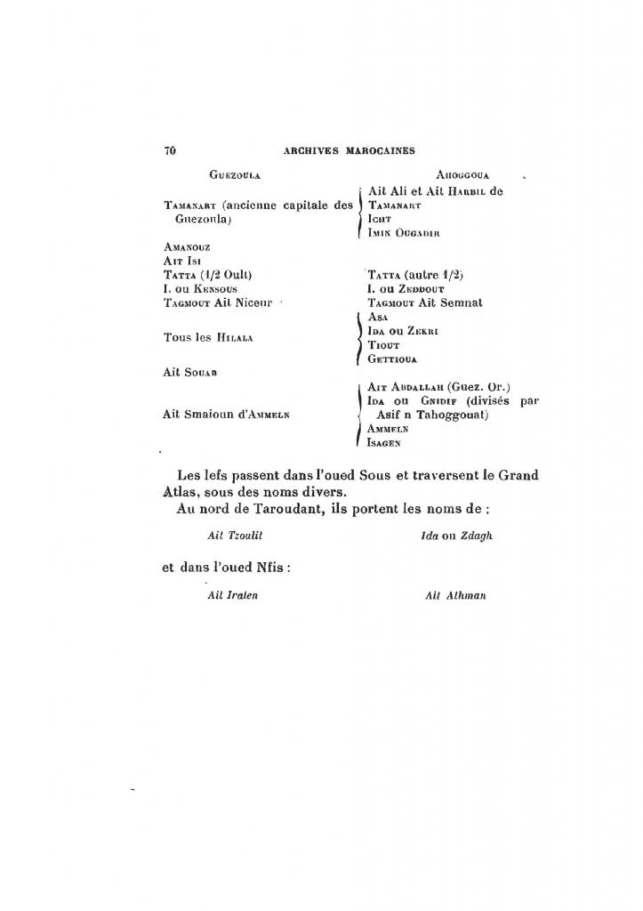 Archives Marocaines, 28 et 29 sidi ahmed ou moussa_Page_071