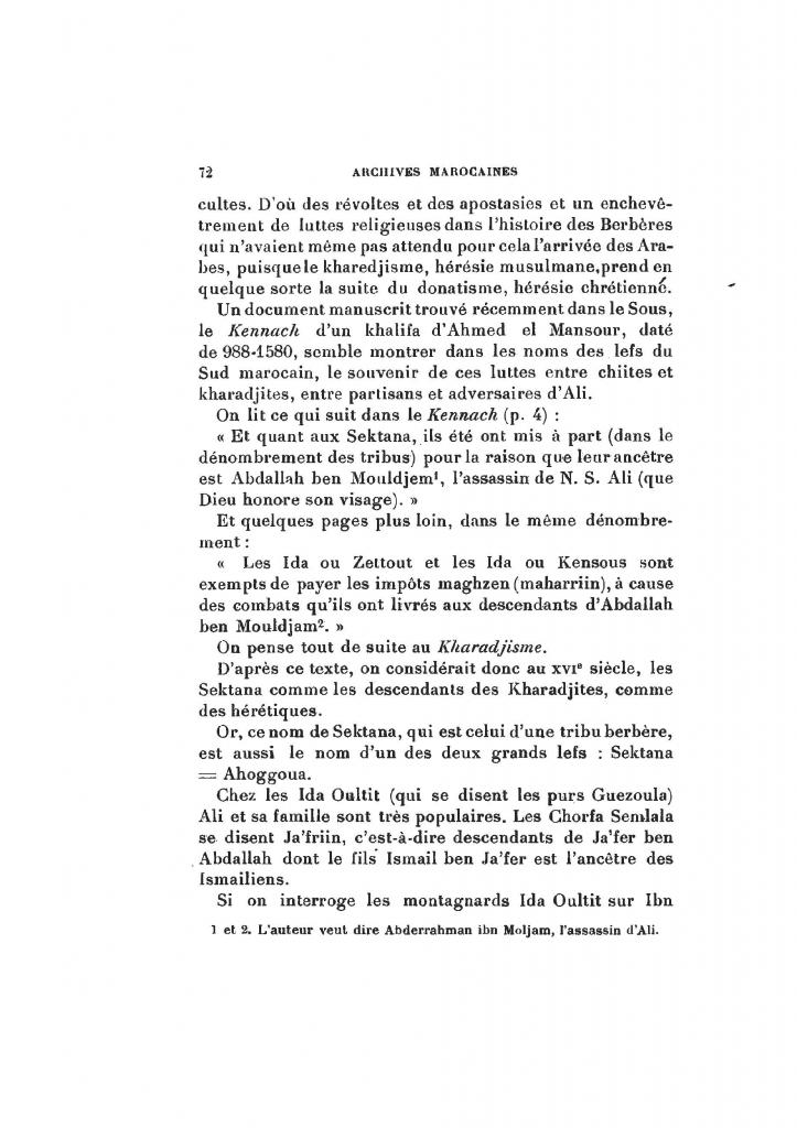 Archives Marocaines, 28 et 29 sidi ahmed ou moussa_Page_073