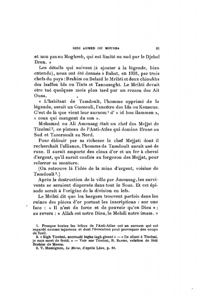 Archives Marocaines, 28 et 29 sidi ahmed ou moussa_Page_082
