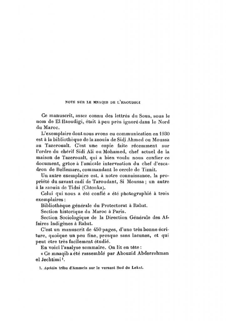 Archives Marocaines, 28 et 29 sidi ahmed ou moussa_Page_088