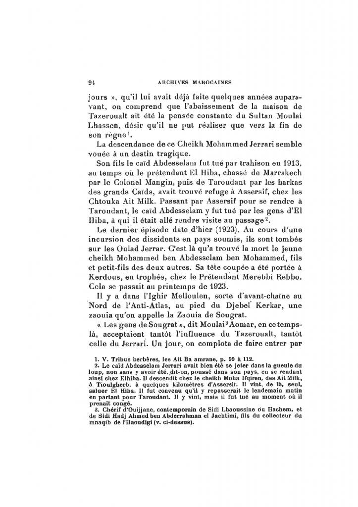 Archives Marocaines, 28 et 29 sidi ahmed ou moussa_Page_095