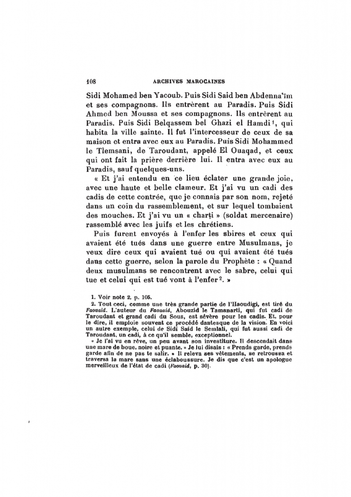 Archives Marocaines, 28 et 29 sidi ahmed ou moussa_Page_109