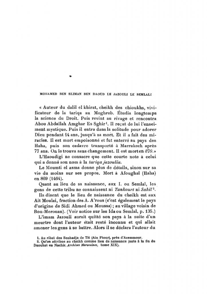 Archives Marocaines, 28 et 29 sidi ahmed ou moussa_Page_110