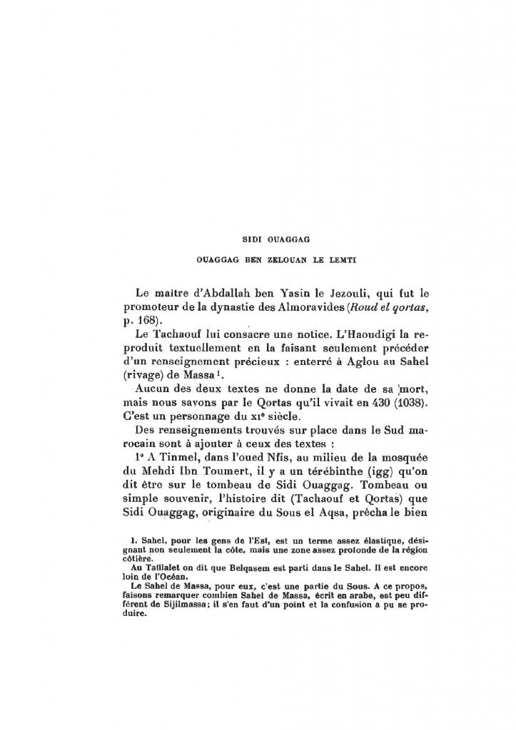 Archives Marocaines, 28 et 29 sidi ahmed ou moussa_Page_117