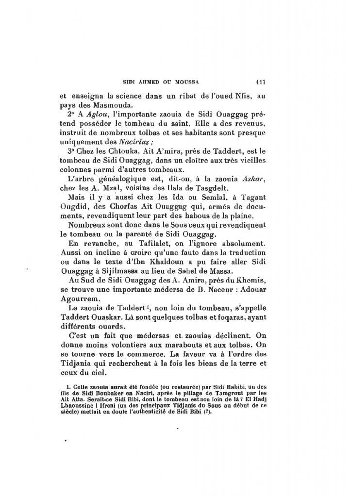 Archives Marocaines, 28 et 29 sidi ahmed ou moussa_Page_118