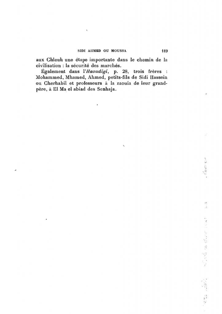 Archives Marocaines, 28 et 29 sidi ahmed ou moussa_Page_120