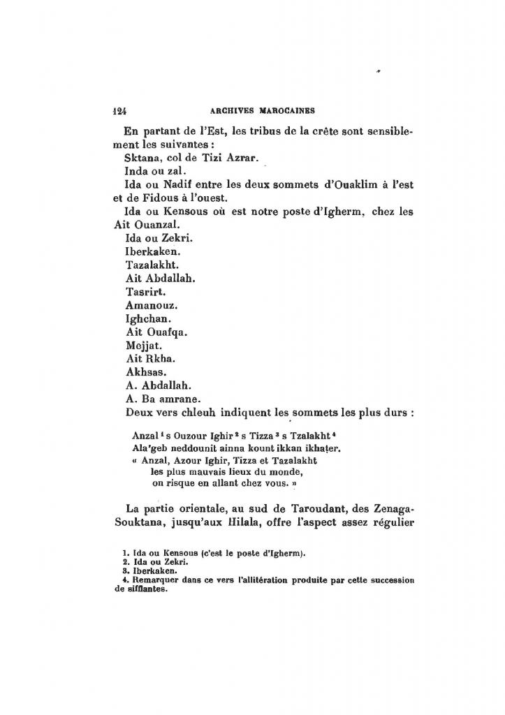 Archives Marocaines, 28 et 29 sidi ahmed ou moussa_Page_125
