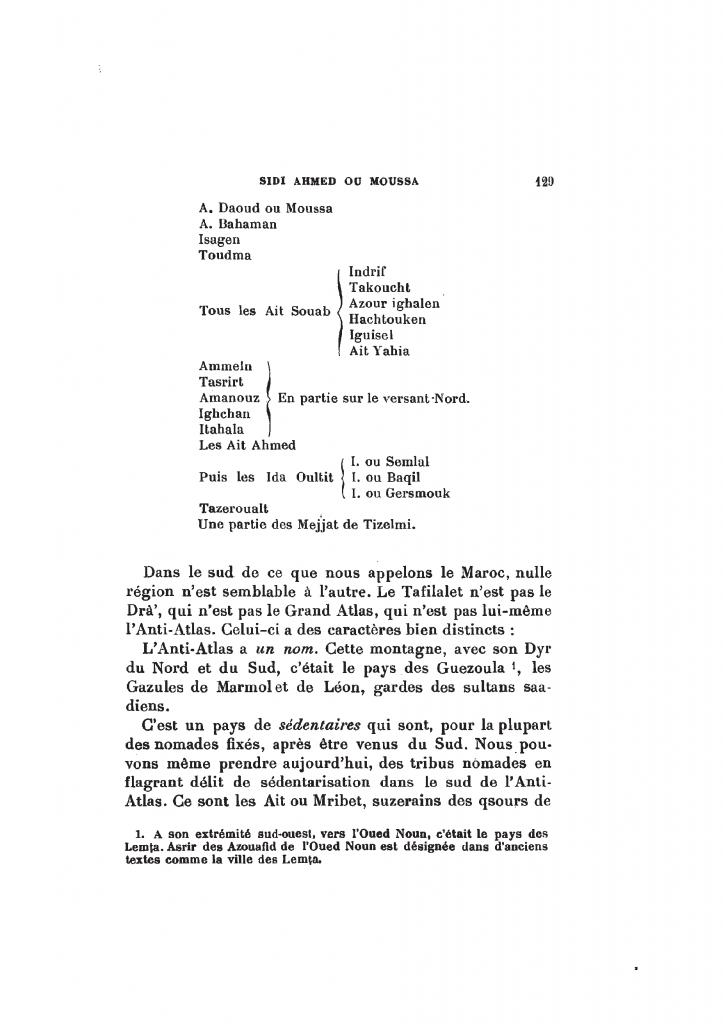 Archives Marocaines, 28 et 29 sidi ahmed ou moussa_Page_130