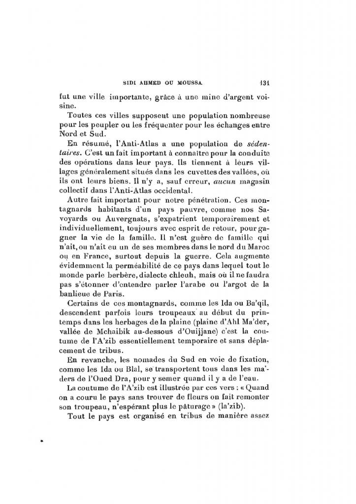 Archives Marocaines, 28 et 29 sidi ahmed ou moussa_Page_132