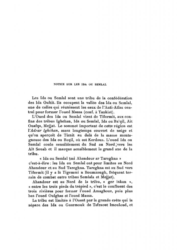 Archives Marocaines, 28 et 29 sidi ahmed ou moussa_Page_134