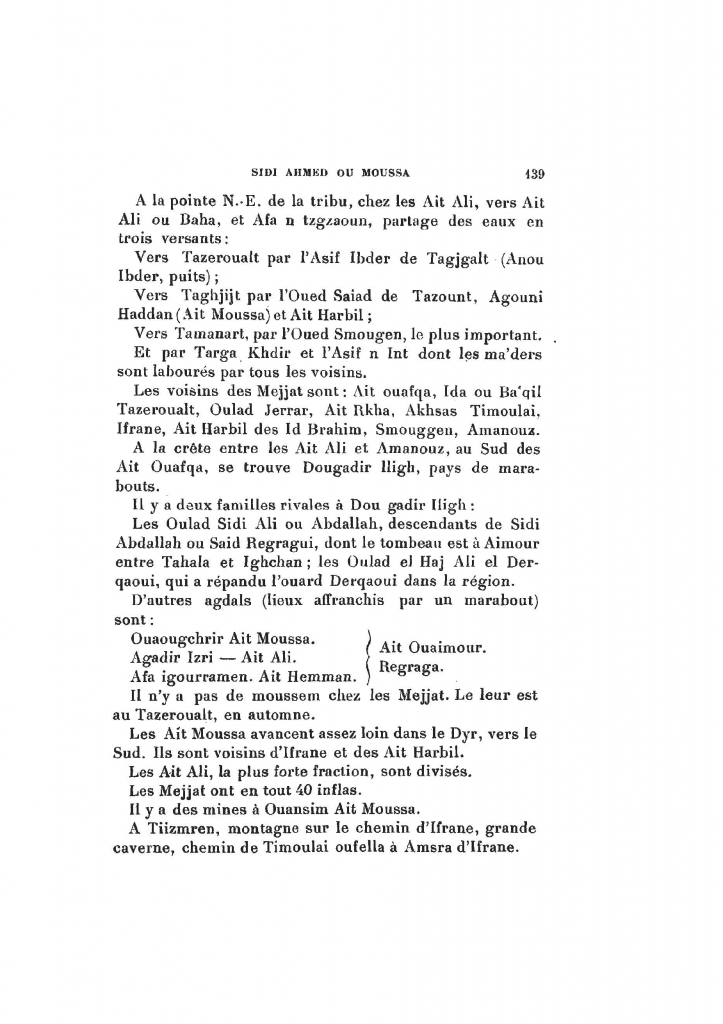 Archives Marocaines, 28 et 29 sidi ahmed ou moussa_Page_140