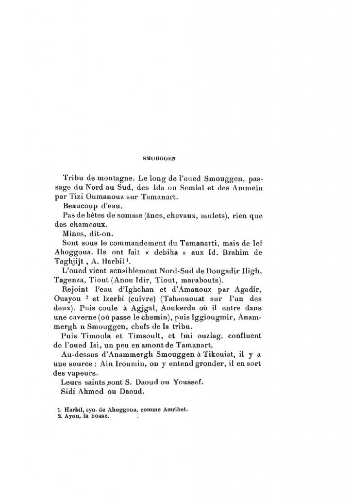 Archives Marocaines, 28 et 29 sidi ahmed ou moussa_Page_142