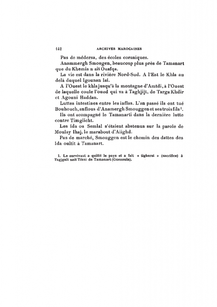 Archives Marocaines, 28 et 29 sidi ahmed ou moussa_Page_143