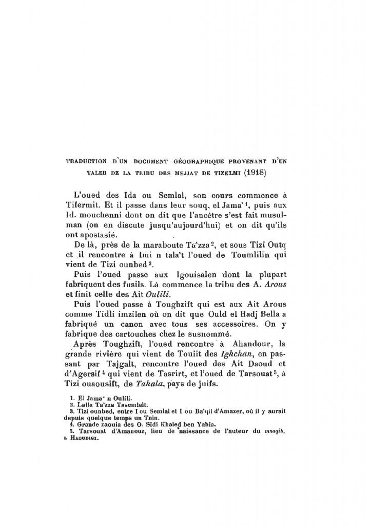 Archives Marocaines, 28 et 29 sidi ahmed ou moussa_Page_150